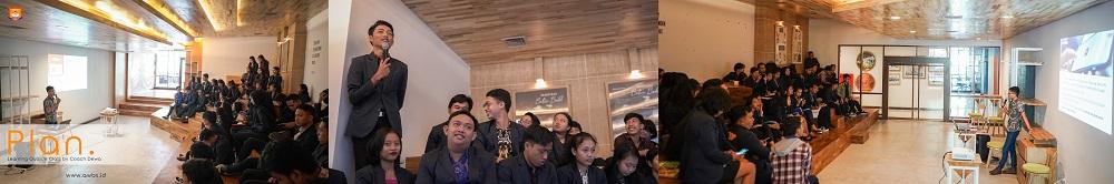 Sekolah Kampus Bisnis di Bali